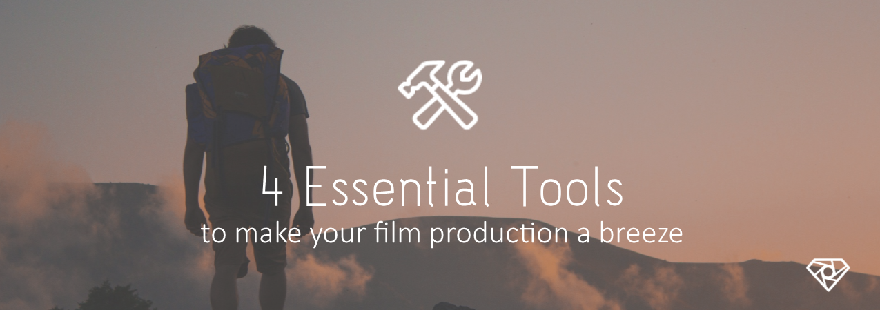 4 Tools - 4 Essential Tools to Make Your Film Production a Breeze - tools-equipment