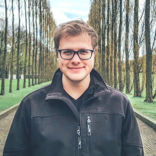 Lars Hoffbeck - SetHero Web Developer