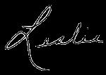 Leslie-Signature
