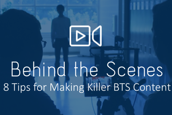BTS Content.png?scale.width=600&scale.height=403&scale - 8 Tips For Making Killer Behind-The-Scenes Content - on-set