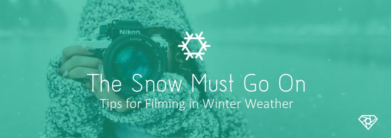 Snow Must Go On 1 - Tips for Filming in Cold Climates - on-set