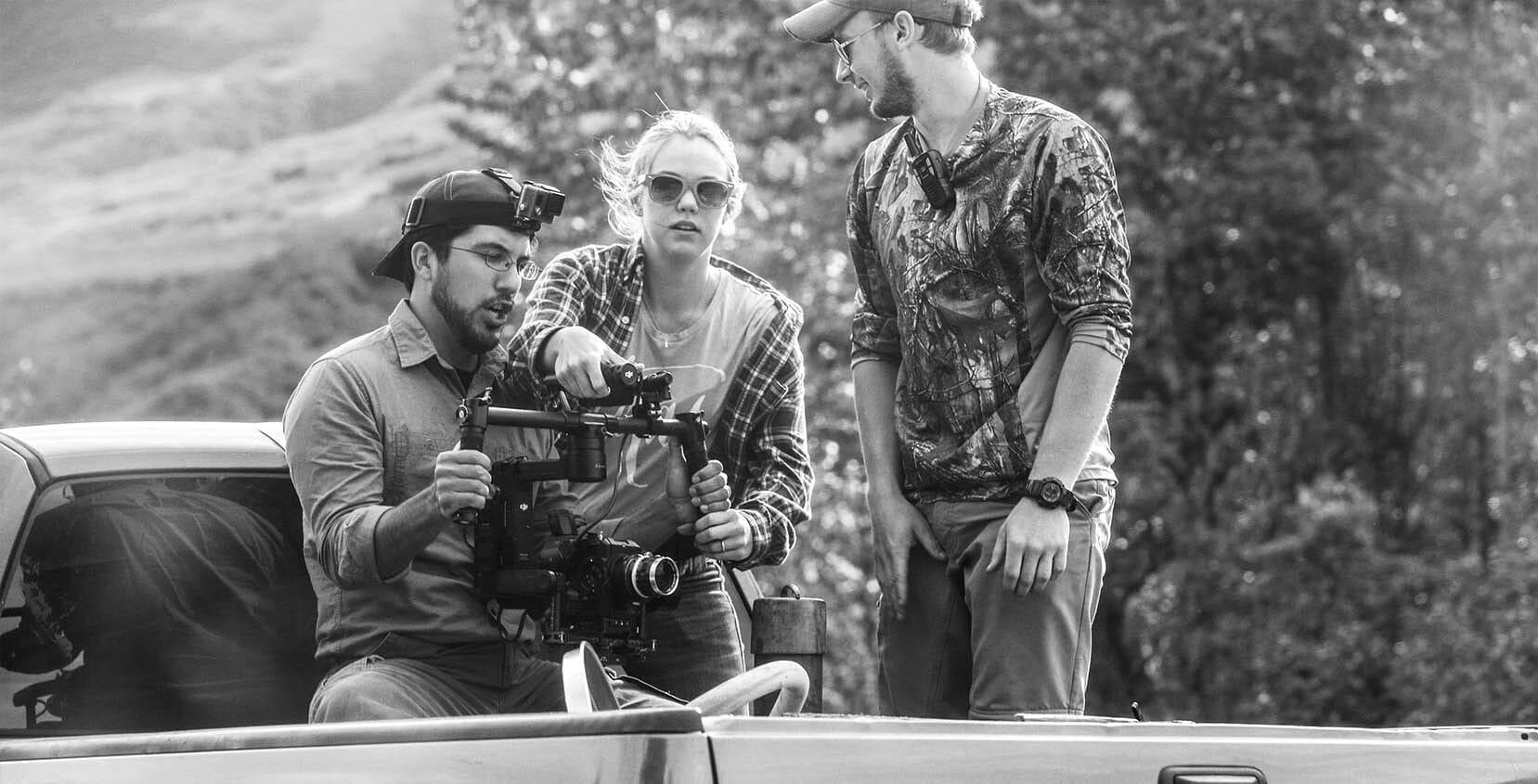 Behind the Scenes of Filmmaking