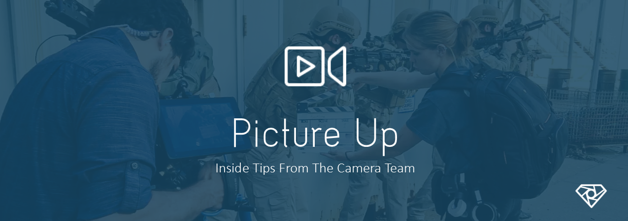 Picture Up - Picture Up - Tips From A Husband/Wife Camera Team - on-set, interviews, crew-positions